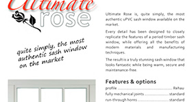 Ultimate Rose features