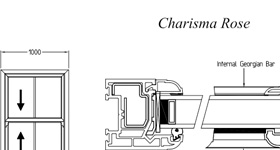 Charisma Rose technical drawings
