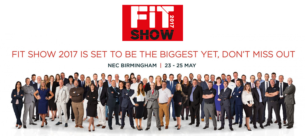 FIT Show 2017 banner